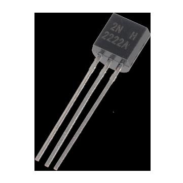 Transistors 2N2222 BC327 BC337 BC547B 2N2907A TO-92 PNP ...